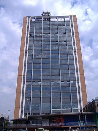 Snowhill - 1 Snow Hill Plaza is located on Snow Hill Queensway, directly opposite the Phase 3 site.