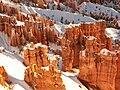 Snowy Hoodoos - Bryce Canyon National Park.jpg
