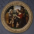 Sodoma - The Holy Family with Saint Elizabeth and the Infant Saint John the Baptist - Walters 37522 - View B.jpg