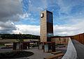 Solbergtårnet rasteplass, at European route E06 in Skjeberg, Norway.jpg