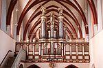Solms - Kloster Altenberg - ev Kirche - Orgel - Prospekt 3.JPG
