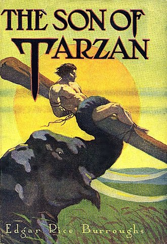 The Son of Tarzan - Image: Son of tarzan