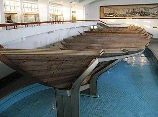 Quanzhou ship 13th century Chinese sea-going sailing junk