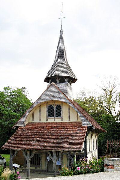 Soulaines-Dhuys: chapelle St-Jean