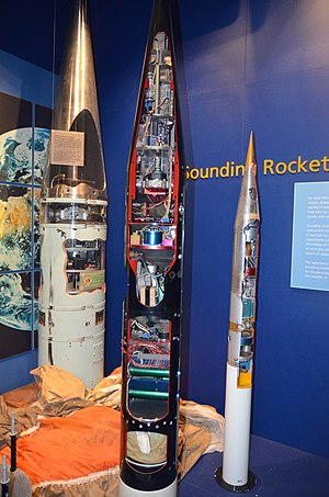 Sounding rocket - Sample payloads for sounding rockets