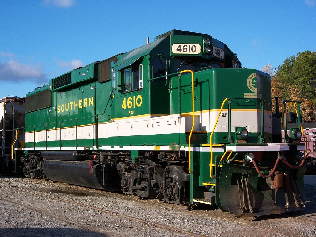 An Emd Sd45x Is A 6 Axle Experimental Diesel Electric Locomotive Built By General Motors Electro
