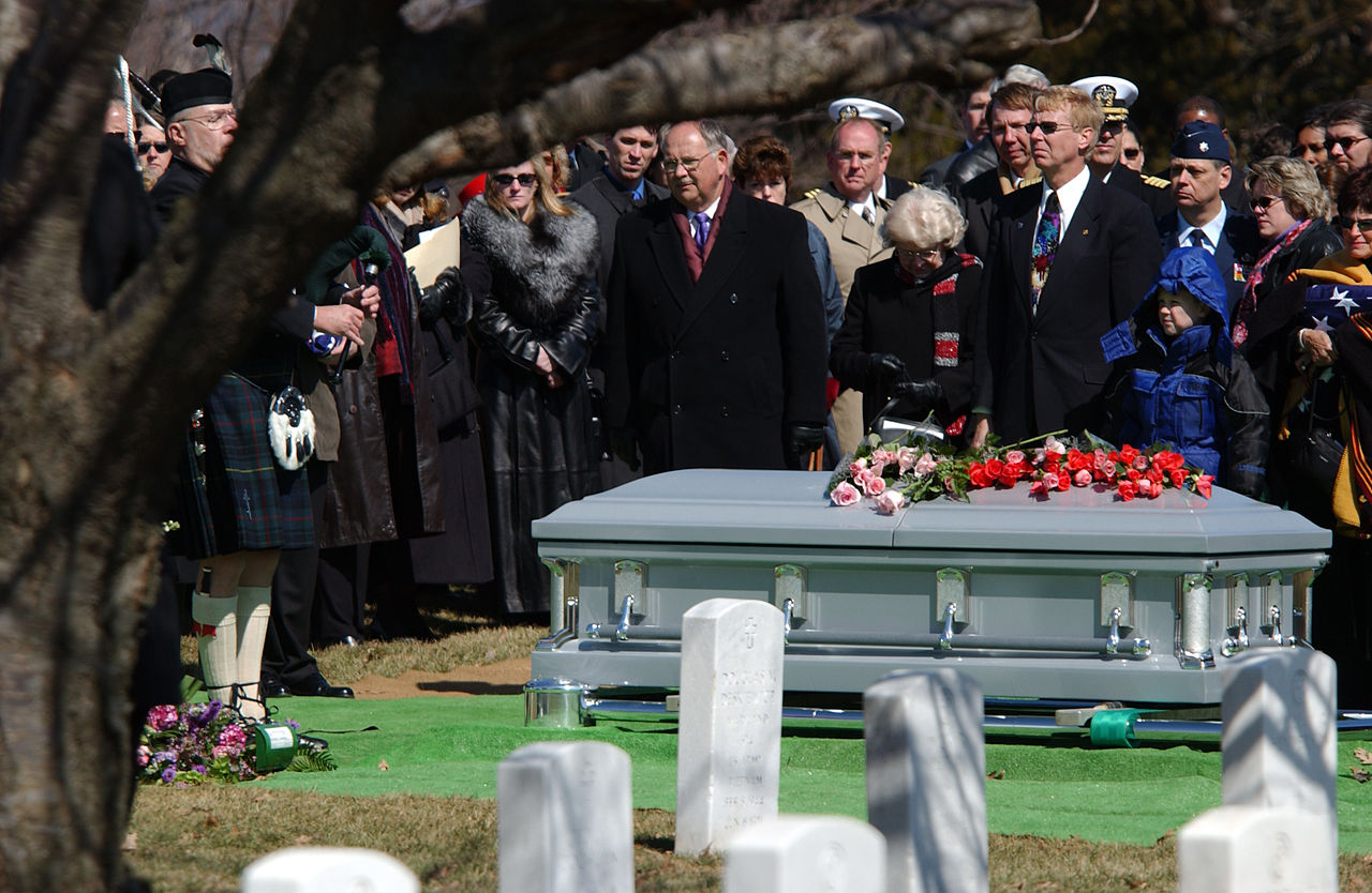eulogy for john rockefeller John d rockefeller was the richest man in america in his time and one of the first major tycoons he founded the standard oil company, a monopoly that was eventually.