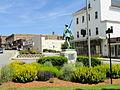 Spanish-American War Monument (Gardner, Massachusetts) - DSC00843.JPG