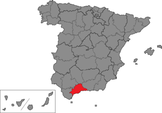 Málaga (Congress of Deputies constituency) Spanish Congress constituency