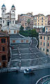 Spanish Steps at 7 am, Rome, Sept. 2011 - Flickr - PhillipC.jpg