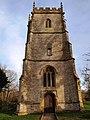 Sparkford Church Tower - geograph.org.uk - 1635466.jpg