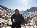 Spectacular winter view of Dallekh village,Khar Darchula.JPG