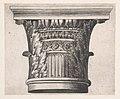 Speculum Romanae Magnificentiae- Composite capital MET DP870151.jpg