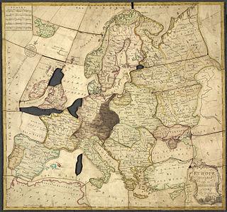 John Spilsbury (cartographer) Cartographer/inventor of the jigsaw puzzle