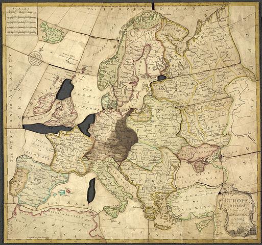 El puzzle de Europa