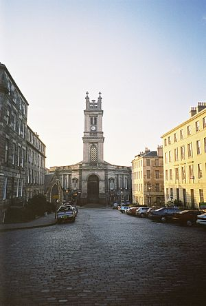 St Stephen's Church, Edinburgh - St Stephen's, Edinburgh