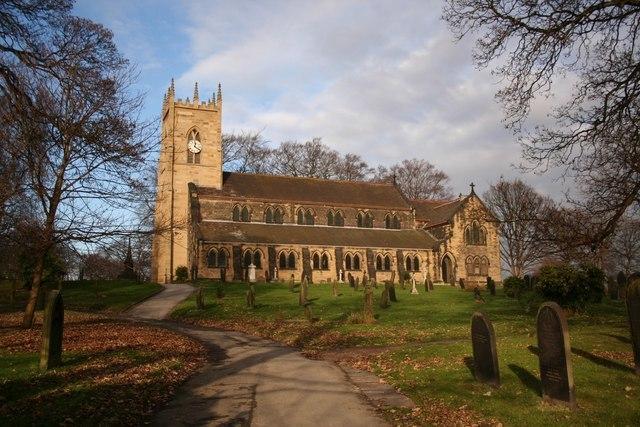 St.Margaret's church - geograph.org.uk - 631406