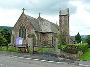 St. James' church, Wyesham - geograph.org.uk - 1402517