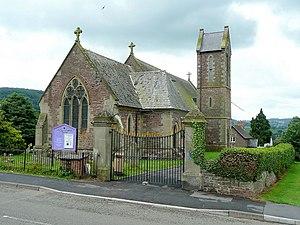 Wyesham - St James' Church, Wyesham