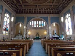 St John Gualbert Cathedral Johnstown Pennsylvania