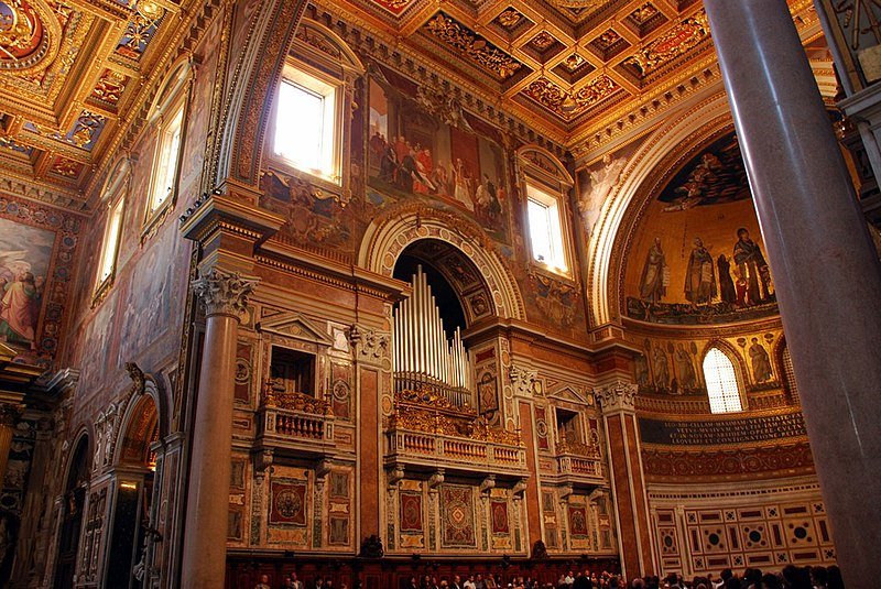 File:St. John Lateran pipe organ (5833022444).jpg