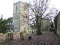 St. John the Baptist church, Kinlet, Shropshire. - geograph.org.uk - 626362.jpg