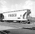 St. Louis-San Francisco, Covered Hopper Car No. 78605 (20300471844).jpg