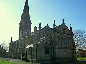 Audenshaw - St Stephen's Church