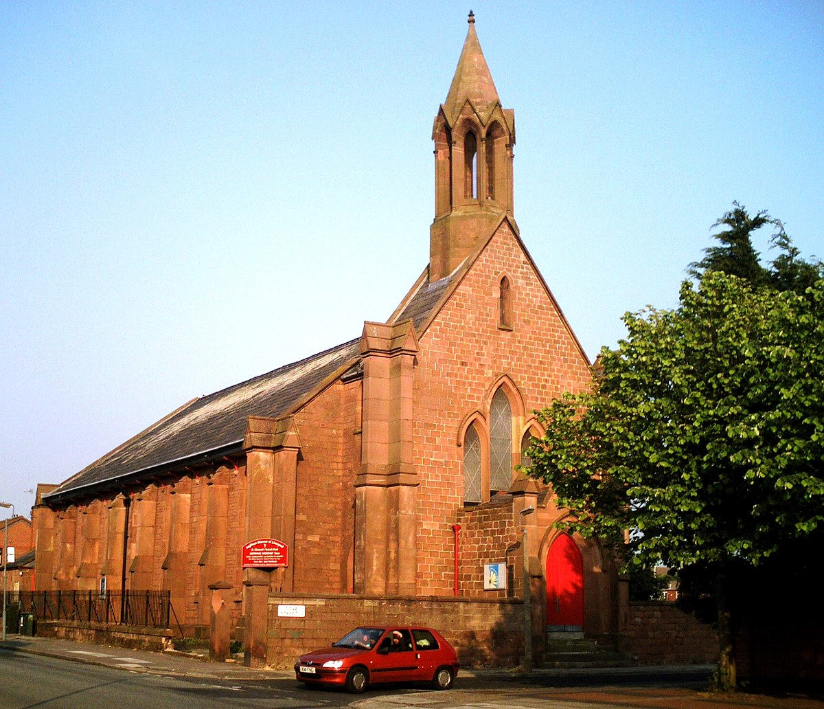 Church of St Clement, Liverpool - Wikipedia
