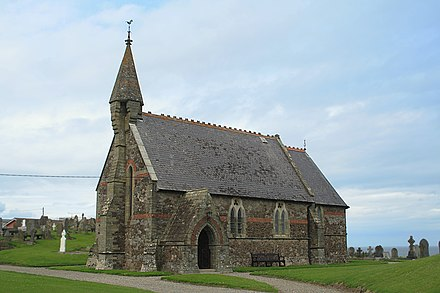 Church of St John the Evangelist, Ardamine, County Wexford St John the Evangelist Ardamine.jpg
