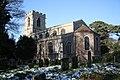St Leodegar's Church, Wyberton, Lincolnshire - geograph.org.uk - 1147428.jpg