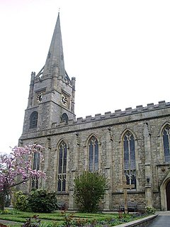 St Mary Magdalenes Church, Clitheroe Church in Lancashire, England