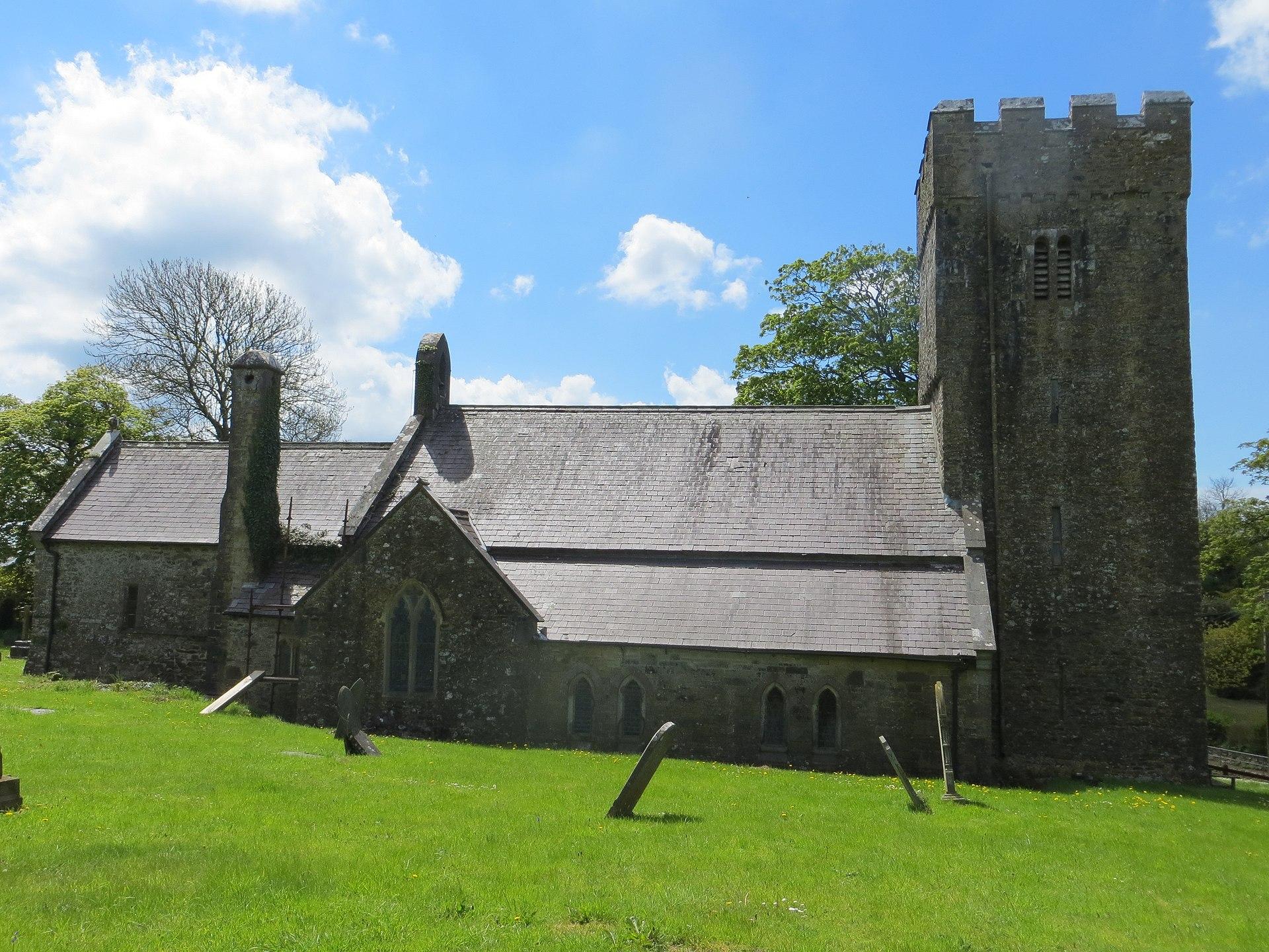 Burton  Pembrokeshire
