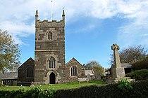 St Mellanus Church in Mullion - geograph.org.uk - 1557091.jpg