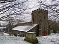 St Nicholas' Church, Dyke Road, Brighton (January 2013) (1).JPG