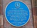 St Paul's House blue plaque.jpg