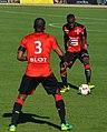 Stade rennais vs USM Alger, July 16th 2016 - Baal Sylla.jpg