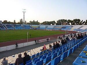2015 Russian Cup Final - Image: Stadium Volgar Gazprom Astrakhan