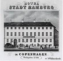 Henri Hotel Hamburg Parken