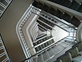 Stairs to heaven Les Courtillieres residence.jpg