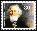 Stamp Germany 1995 MiNr1826 Leopold von Ranke.jpg