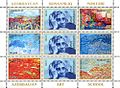 Stamps of Azerbaijan, 2009-882-887.jpg