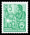 Stamps of Germany (DDR) 1958, MiNr 0577 B.jpg