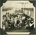 StateLibQld 1 241643 Tea on the school verandah at St Faith's Anglican Girls School, Yeppoon, 1926.jpg