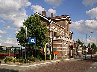 Terborg railway station - Terborg railway station
