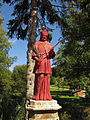 Statue Johannes Nepomuks aus Gusseisen bei Groß Gerungs.jpg