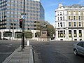 Statue in Holborn Circus - geograph.org.uk - 766547.jpg