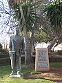 Statue of Blas Infante, Ronda, Spain.jpg