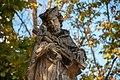 Statue of John of Nepomuk in Brno-Maloměřice 03.jpg