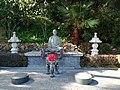 Statue of Li Shutong in Kulangsu.jpg